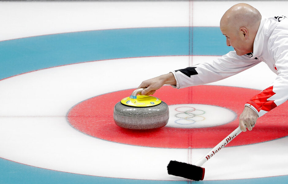 Pyeongchang Olympics Curling Men