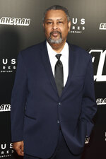 FILE - In this July 30, 2018 file photo, writer Kevin Willmott attends the premiere of