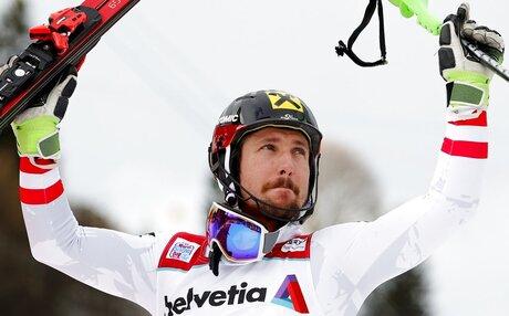 Hirscher Elusive Gold Alpine Skiing