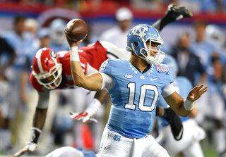 North Carolina Georgia Football