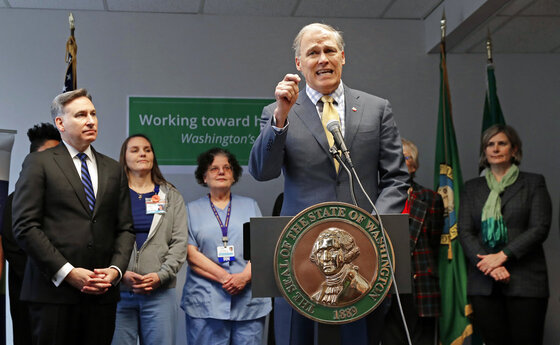 Washington Governor Health Care