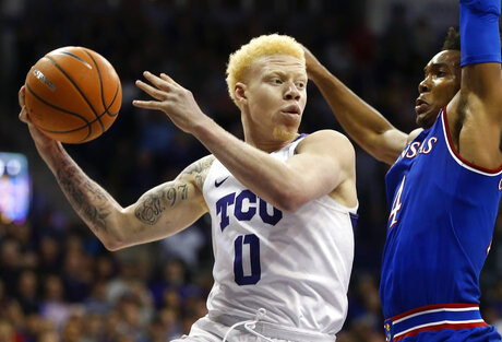 Jaylen Fisher ; Devonte' Graham