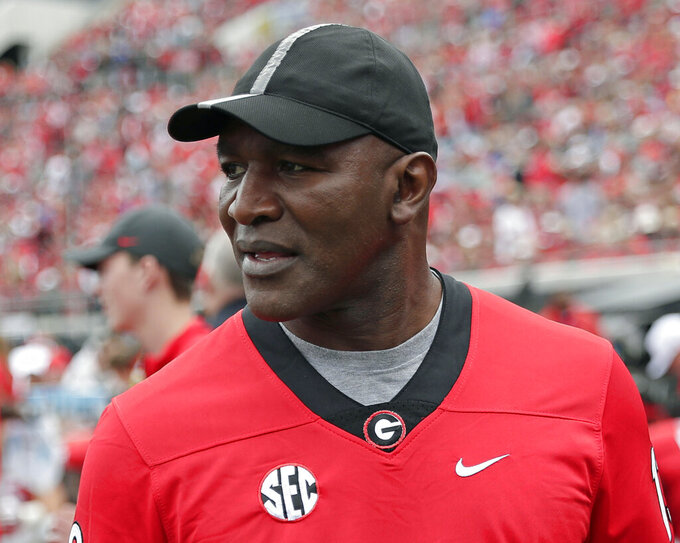Holyfield's 40 times make NFL draft decision a big gamble