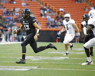 Rice Hawaii Football