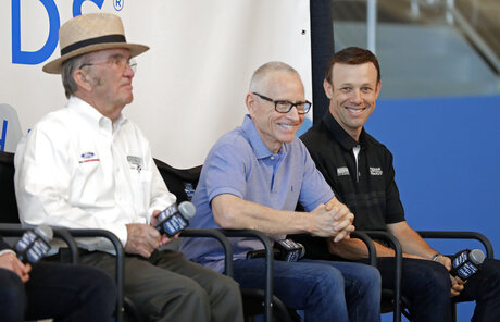 Matt Kenseth, Jack Roush, Mark Martin