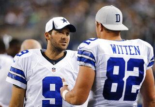 Jason Witten, Tony Romo