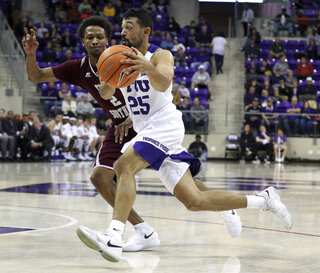 Texas Southern TCU Basketball