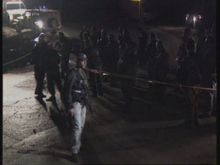 WEST BANK: RAMALLAH: ISRAELI ARMY IMPOSE STRICT SECURITY MEASURES