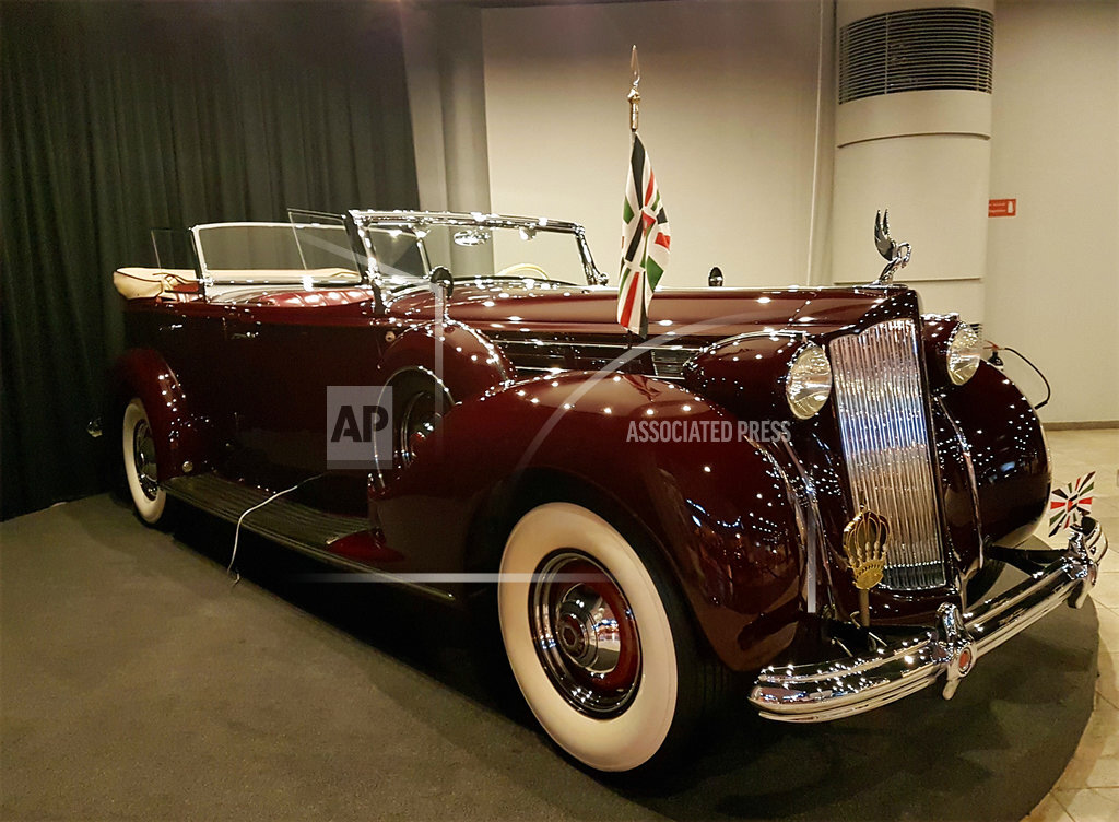 Iraq Vintage Cars