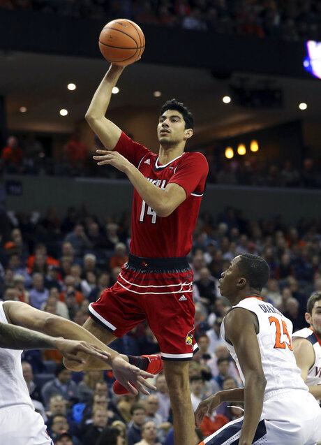 Louisville Virginia Basketball