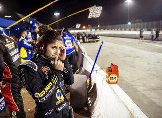 CAR NASCAR Deegan Wins
