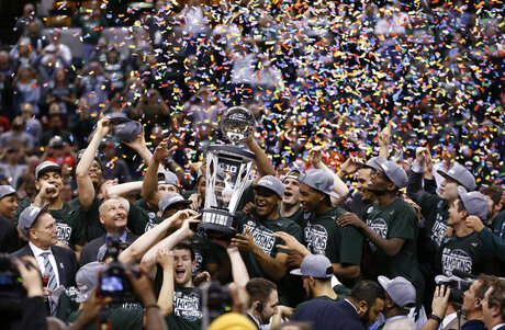 B10 Purdue Michigan St Basketball