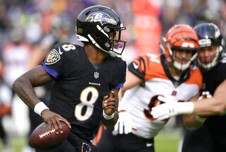 Raiders Ravens Preview Football