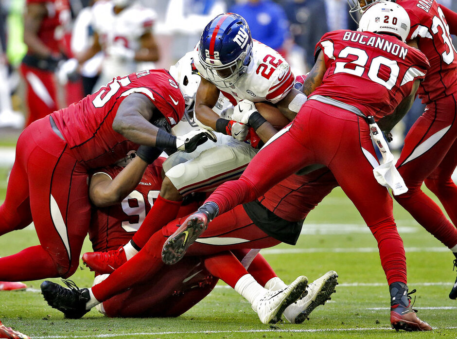 Giants Cardinals Football