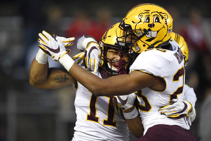 Unbeaten No. 17 Minnesota aims to avoid letdown vs. Maryland