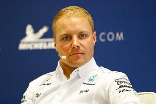 F1 Bottas Ambition