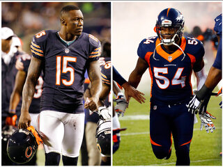 Brandon Marshall Mix-Up Football