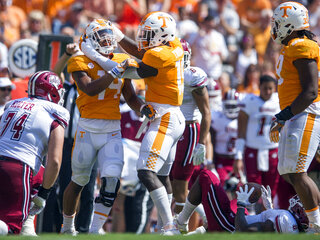 Tennessee Pass Rush Football
