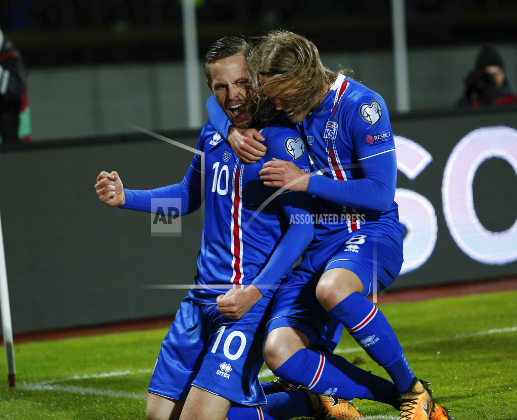 The thunderclap heads to Russia: Iceland gets World Cup spot