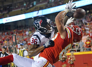 APTOPIX Texans Chiefs Football