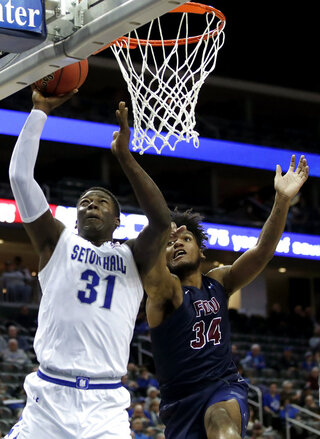 Fairleigh Dickinson Seton Hall Basketball