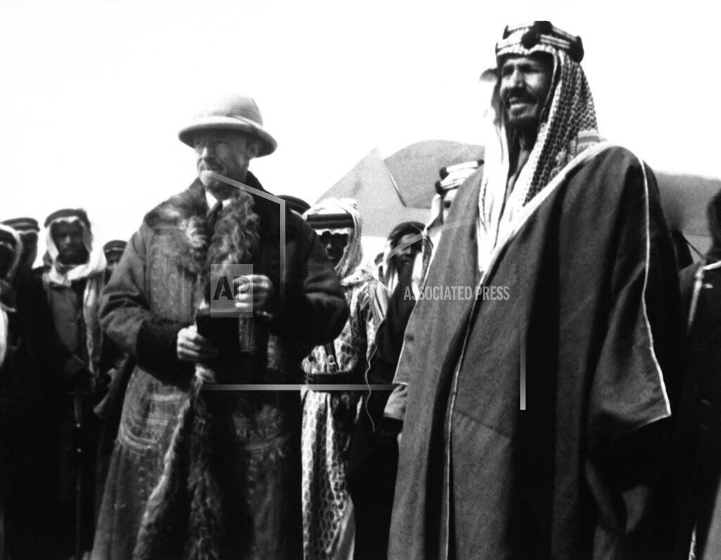 Watchf AP I    APHSL25785 King Ibn Saud