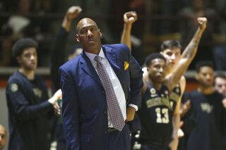 Wake Forest Virginia Tech Basketball