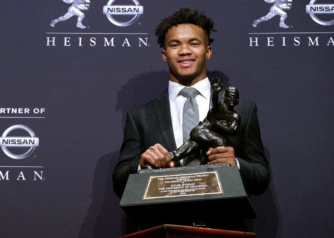 Kyler, Tua and 'Generation Z' QBs take over college football