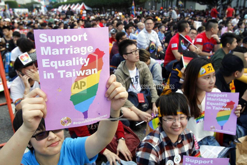 Taiwan Same-Sex Marriage