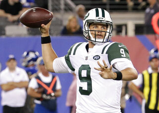 Jets Petty Ready Football