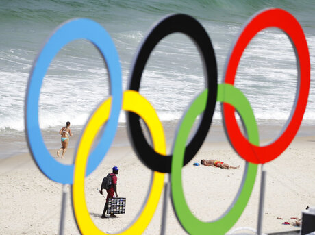 Rio Olympics Beach Volleyball