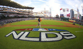 NLDS Dodgers Braves Baseball
