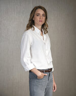 This Sept. 30, 2019 photo shows actress Adèle Haenel posing for a portrait in New York to promote her film,