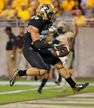 APTOPIX Colorado Arizona St Football