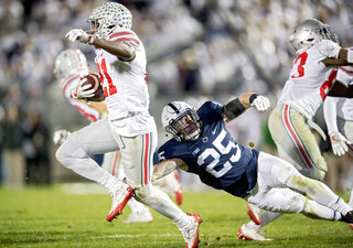 Ohio St Penn St Football