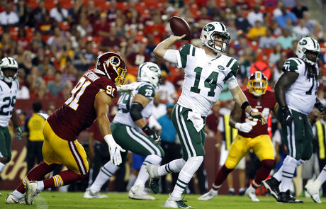 Sam Darnold, Ryan Kerrigan