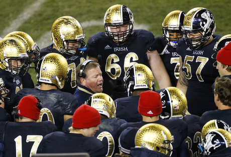 Notre Dame Appeal Football
