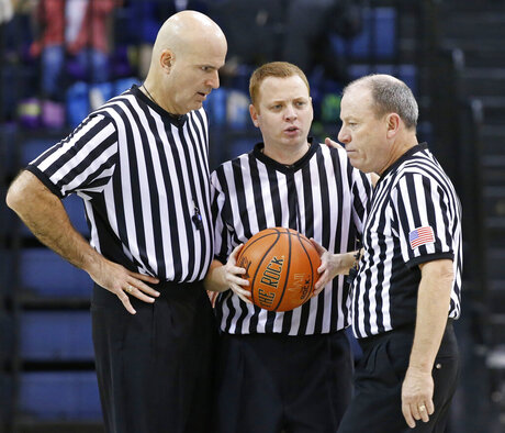 John Corso, Ed Corbett Jr., Ed Corbett