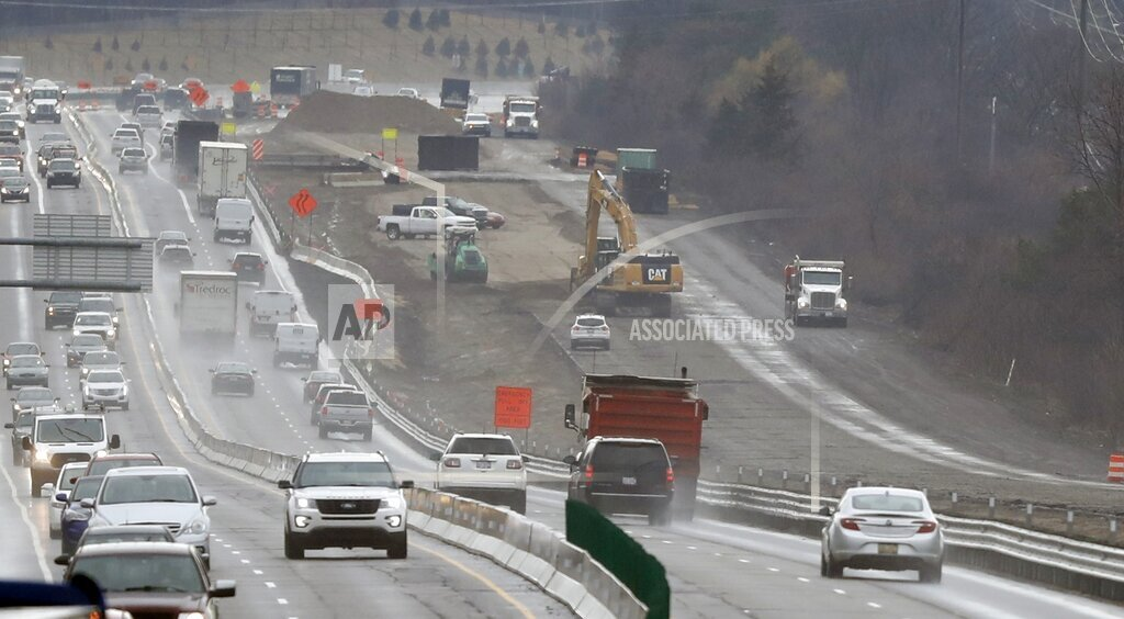 Road Funding States