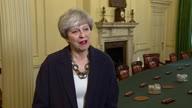 UK May Statement