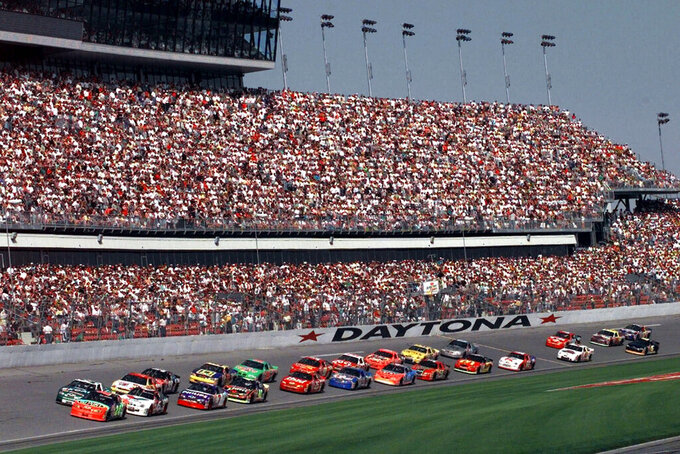 Track: 5th straight sellout for season-opening Daytona 500