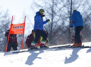 South Korea Ski Pyeongchang 2018 Test Event