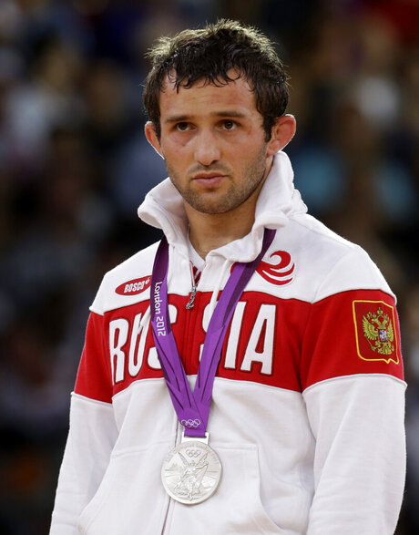 Russia Wrestling Doping
