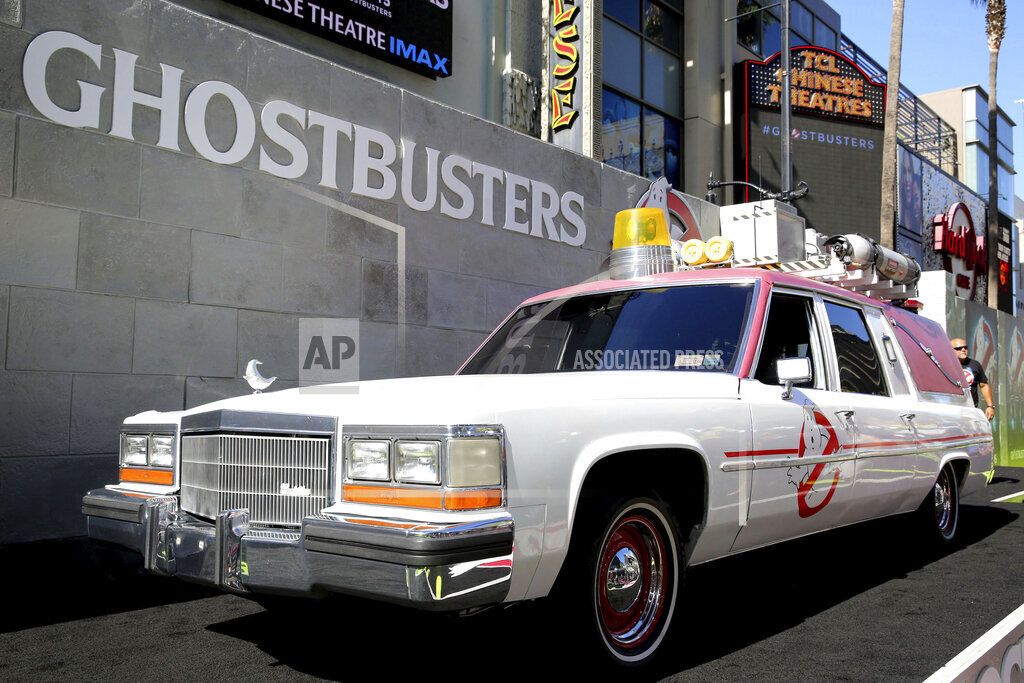 Columbia Pictures Presents the Los Angeles Premiere of ???Ghostbusters???