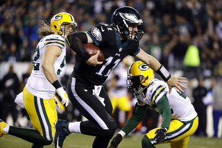 Packers Eagles Football