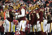 Imploding Redskins Football