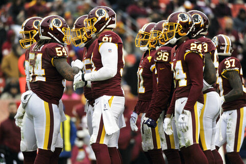 Imploding Redskins Football