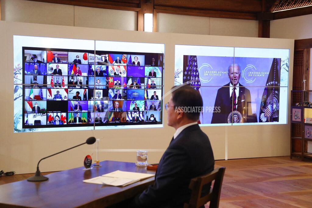 South Korea US Climate Summit
