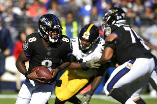 Ravens Quarterbacks Football