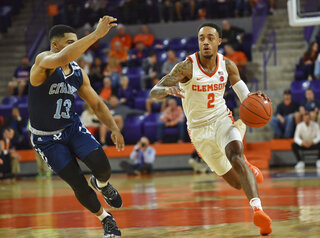 The Citadel Clemson Basketball